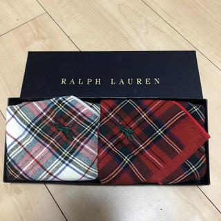 Ralph Lauren - Ralph Laurenタオルハンカチ