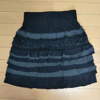 スピックアンドスパンノーブル(Spick and Span Noble)のNoble スカート(ミニスカート)
