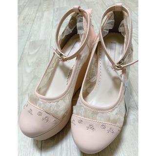リズリサ(LIZ LISA)のリズリサ  LIZ LISA パンプス 靴(ハイヒール/パンプス)
