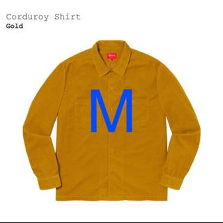 Supreme - Supreme  Corduroy Shirt  キムタク着