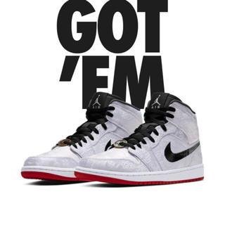 NIKE - Nike Air Jordan 1Mid