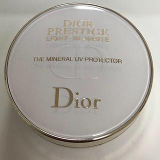 ディオール(Dior)のDIOR プレステージ ホワイト ル プロテクター UV ミネラル コンパクト(BBクリーム)