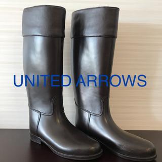 ユナイテッドアローズ(UNITED ARROWS)のUNITED ARROWS レインブーツ(ブーツ)