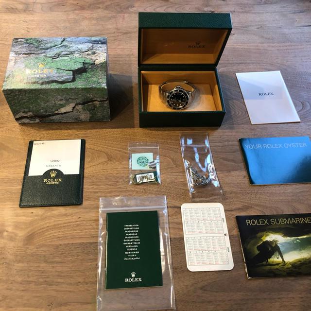 ブルガリ レッタンゴロ レディース 、 ROLEX - ゆちょ様専用 ROLEX サブマリーナ  14060m   ノンデイトの通販 by HAL's shop