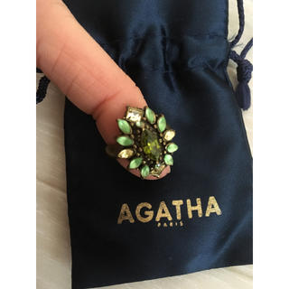 AGATHA - アガタ アンティーク リング