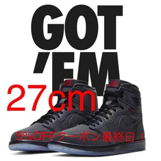 NIKE - エアジョーダン1 HIGH Zoom  Fearless 27cm