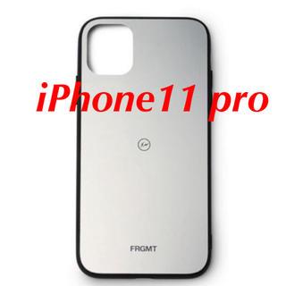 フラグメント(FRAGMENT)のFRGMT MIRROR CASE for iPhone XI PRO (iPhoneケース)