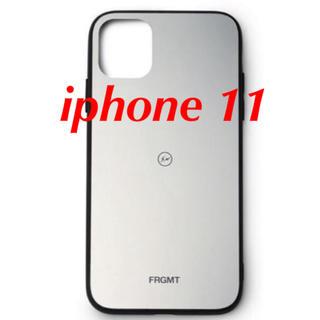 フラグメント(FRAGMENT)のFRGMT MIRROR CASE for iPhone XI (iPhoneケース)