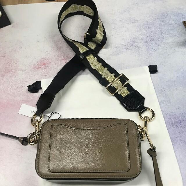 MARC JACOBS(マークジェイコブス)のMARC JACOBS マークジェイコブス ショルダーバッグ カメラバッグ レディースのバッグ(ショルダーバッグ)の商品写真