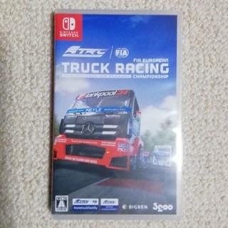 Nintendo Switch - FIA ヨーロピアン・トラックレーシング・チャンピオンシップ