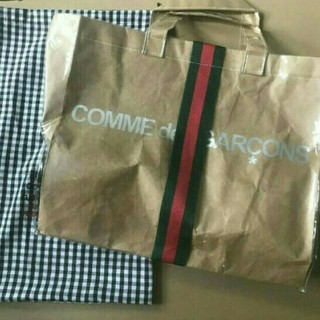 COMME des GARCONS - GUCCI コムデギャルソン トートバッグ