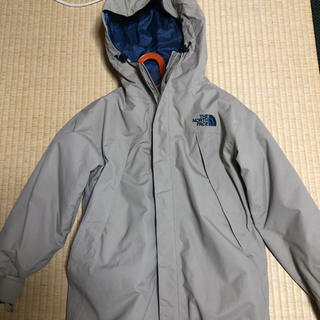 THE NORTH FACE - 未使用 スクープジャケット キッズ 140