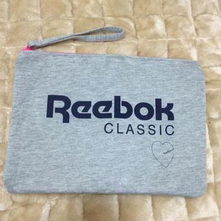 リーボック(Reebok)のジャンボポーチ(送料無料)(ポーチ)