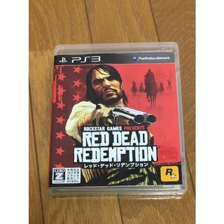 PlayStation3 - ps3 レッドデッドリデンプション