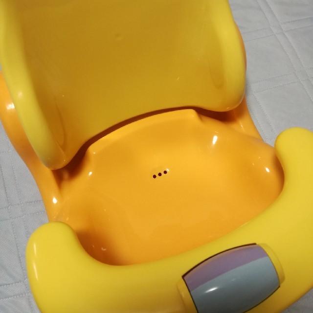 Aprica(アップリカ)のアップリカ バスチェア ベビー お風呂 キッズ/ベビー/マタニティのおもちゃ(お風呂のおもちゃ)の商品写真