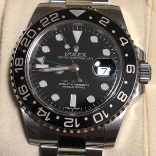 ROLEX - ロレックス GMTマスター 2 ランダム 116710LN