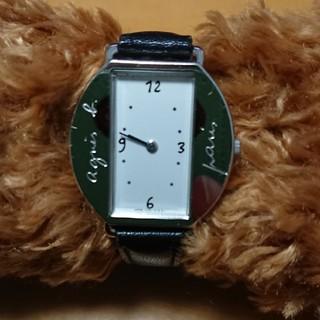 アニエスベー(agnes b.)のアニエスベーレディース腕時計(腕時計)
