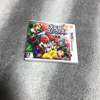 ニンテンドー3DS(ニンテンドー3DS)の任天堂3DS 大乱闘スマッシュブラザーズ(家庭用ゲームソフト)