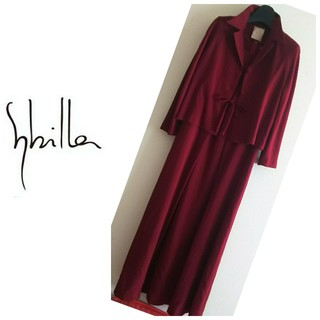 Sybilla - 土日限定価格⭐️Sybilla⭐️ジャケット&ワンピース セットアップ