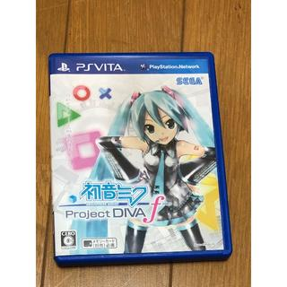PlayStation Vita - 初音ミク -Project DIVA- f