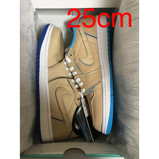 ナイキ(NIKE)のNIKE SB AIR JORDAN 1 LOW QS DESERT ORE(スニーカー)