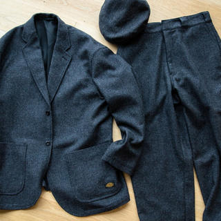 Dickies - Tripster dickes スーツ セットアップ グレー S
