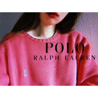 ポロラルフローレン(POLO RALPH LAUREN)のpolo by Ralph Lauren ポロバイラルフローレン ニット(ニット/セーター)