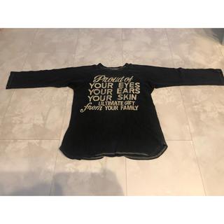 ゴートゥーハリウッド(GO TO HOLLYWOOD)のGO TO HOLLYWOOD WOOD   ロンT(Tシャツ(半袖/袖なし))
