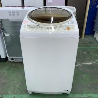 トウシバ(東芝)の⭐️TOSHIBA⭐️全自動洗濯機 2013年 乾燥付き 大阪市近郊配送無料(洗濯機)