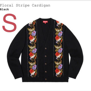 シュプリーム(Supreme)のsupreme シュプリーム カーディガン Floral Stripe (カーディガン)