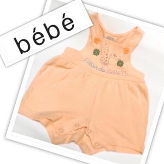 BeBe - bebe ロンパース カバーオール 70サイズ