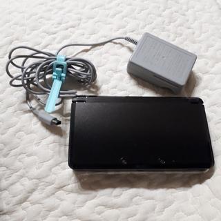 ニンテンドー3DS(ニンテンドー3DS)のニンテンドー3DS 本体 ソフト付(携帯用ゲーム機本体)