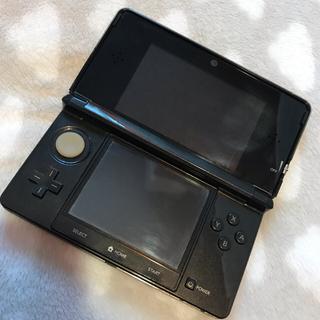 ニンテンドー3DS(ニンテンドー3DS)の3DS本体(携帯用ゲーム機本体)