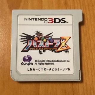 ニンテンドー3DS(ニンテンドー3DS)のパズドラZ(携帯用ゲームソフト)
