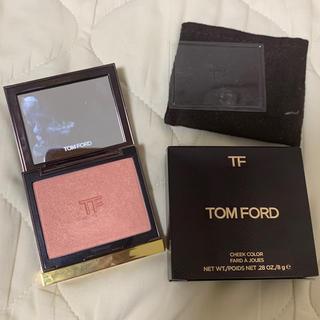 TOM FORD - トムフォード チークカラー 02 ラブラスト