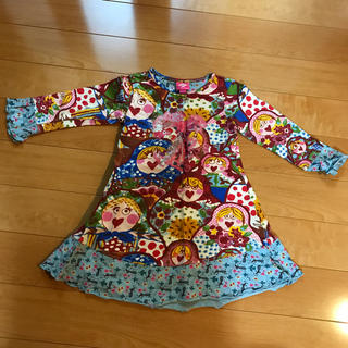 OILILY - oillyキッズワンピース