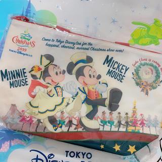 Disney - ディズニークリスマス スーベニアランチケース
