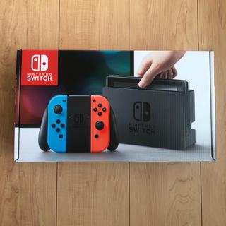 Nintendo Switch - Nintendo Switch本体 使用時間3時間 極美品