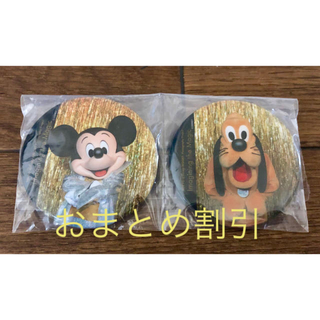 Disney - ワンマンズドリームⅡ 缶バッジ