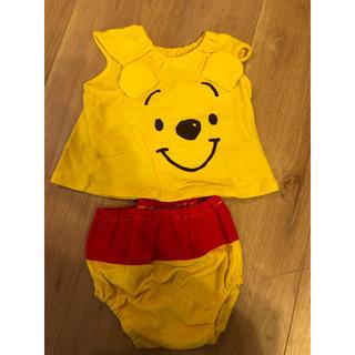 Disney - くまのプーさん ベビー服