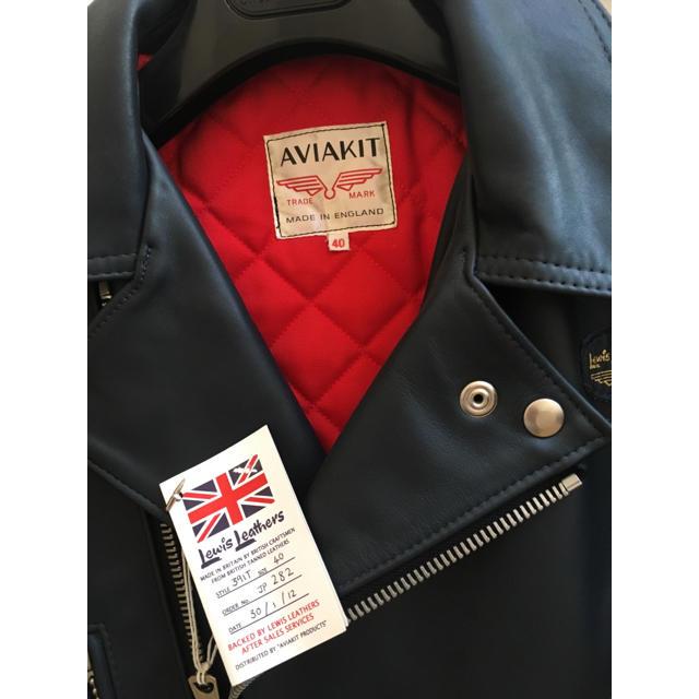 Lewis Leathers(ルイスレザー)のカーマ様専用 メンズのジャケット/アウター(レザージャケット)の商品写真