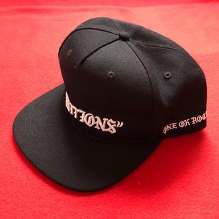 ONE OK ROCK - 美品★ONE OK ROCK キャップ帽子