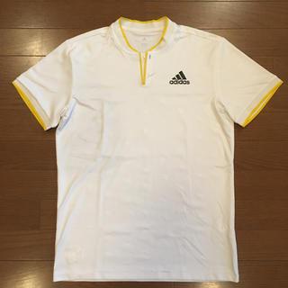 アディダス(adidas)のadidas アディダステニスウェア Tシャツ Sサイズ(ウェア)