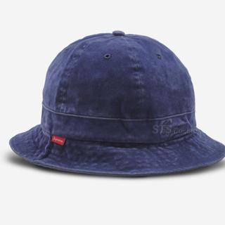 Supreme - Supreme - Washed Velvet Bell Hat M/L 未使用