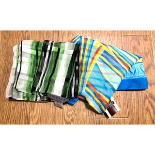 TIE RACK スカーフ 2枚セット(バンダナ/スカーフ)