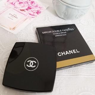 CHANEL - 未使用 シャネル コンパクトミラー ノベルティ 手鏡 CHANEL