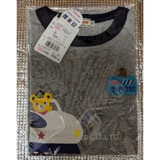 mikihouse - ミキハウス新品130cm新幹線ロンT長袖