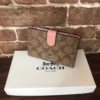 COACH - コーチ折り財布