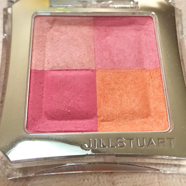 JILLSTUART(ジルスチュアート)のジルスチュアートミックスブラッシュコンパクトN 02 コスメ/美容のベースメイク/化粧品(チーク)の商品写真