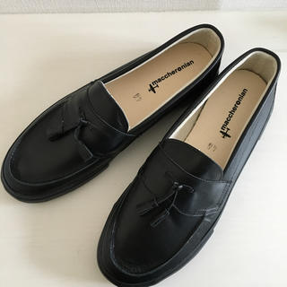 マカロニアン(maccheronian)の新品 マカロニアン ローファー レザーシューズ スニーカー 革靴(ドレス/ビジネス)